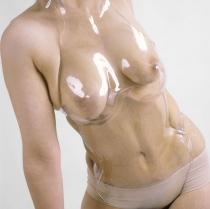 Serie Empreinte II Print foam baked on aluminium. 75 x 75 cm, 2008.