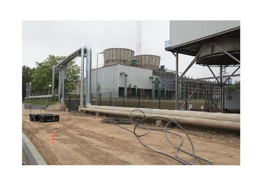Interstices, Power station at Główna Digital photography, Poznan, May 2016.