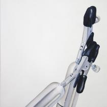 Julie Chovin Object 3.05, watercolour on paper, 110 cm x 85 cm, 2010