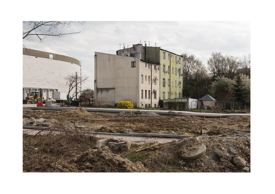 Interstices, Łacina Digital photography, Poznan, April 2016.