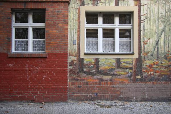 Berlin-Kreuzberg, Germany, September 2013